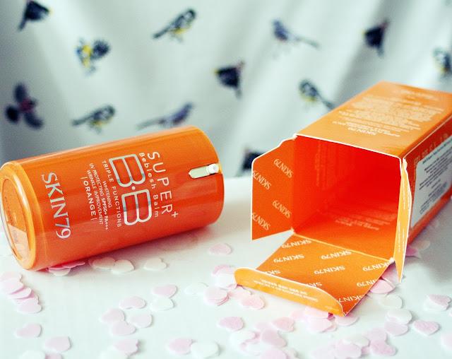 Skin79 orange krem bb