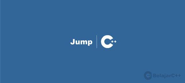 Macam-mcam dan Contoh Jump Stetements ( Lompatan ) - Belajar C++