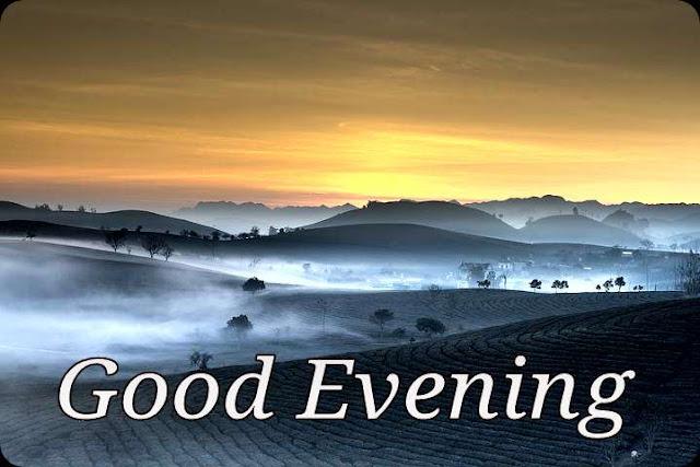 Good evening image wallpaper