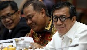 Bikin Gaduh, Presiden Jokowi Harus Copot Yasonna Laoly