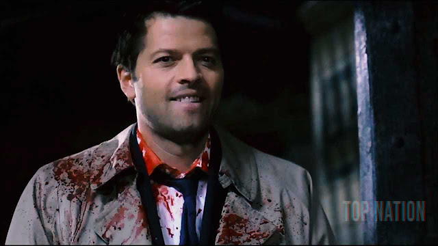 Supernatural God Castiel