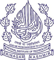 National Institute of Technology (NIT) Srinagar Recruitment for the post of Deputy Librarian and Assistant Librarian