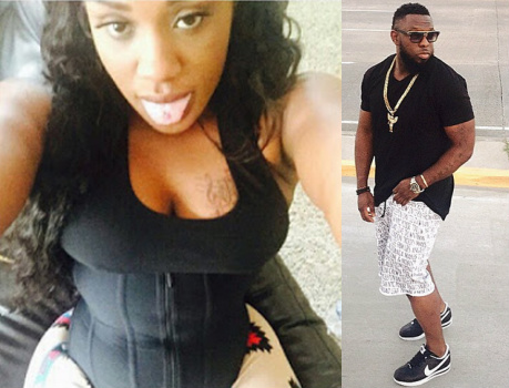 timaya american girlfriend