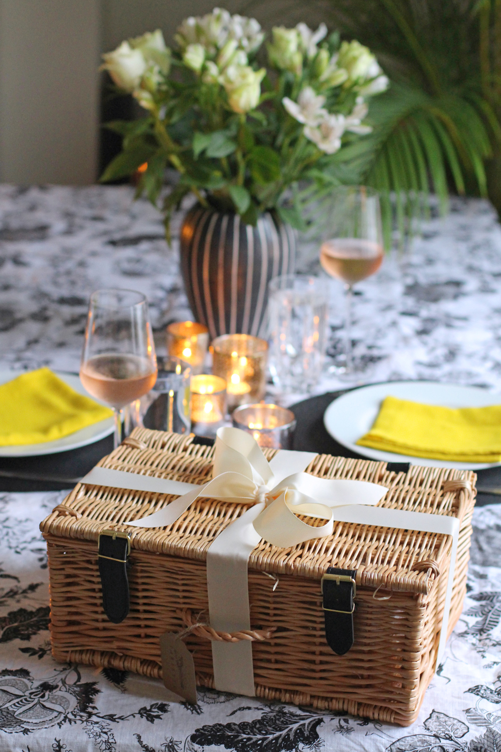 Tariette French Hampers - London lifestyle blog