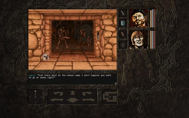 Indie Retro News: Aeon of Sands : The Trail - Dungeon ...