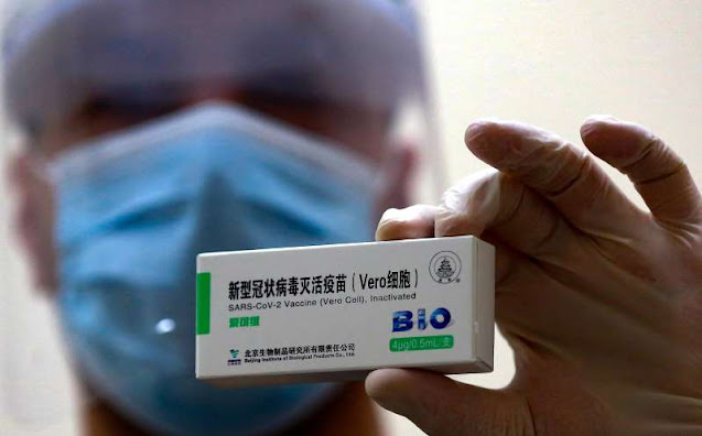 Serbia receives 1 million doses of Sinopharm vaccine from China