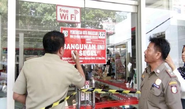 Disperindag Makassar Temukan  473 Mini Market Belum Punya Izin