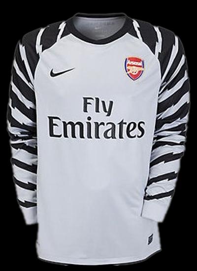 22109f13eaa BBC Football  Barclays Premier League Jersey    Arsenal Jersey ...