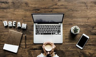 ibu rumah tangga dan blog