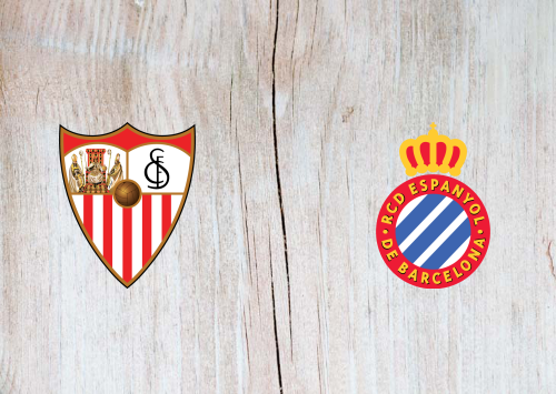 Sevilla vs Espanyol -Highlights 16 February 2020