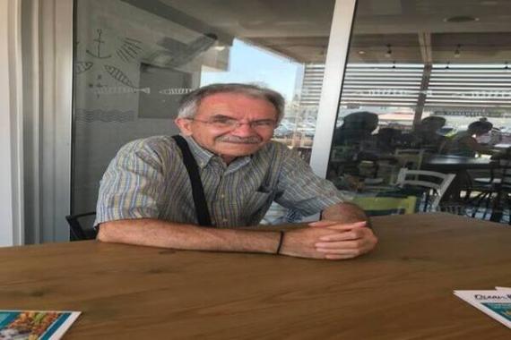 """Γιάννενα: """"Έφυγε"""" Από Τη Ζωή Ο Γιώργος Μπίμπης"""