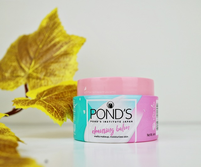 Pond's Cleansing Balm Indonesia Review