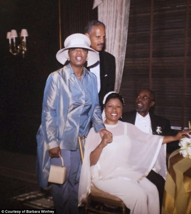 Kamify Blog: Oprah Winfrey' s Step Mum Barbara Winfrey ...