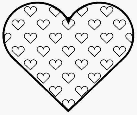 valentins day crafts an coloring pages - photo #29