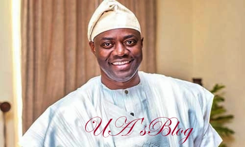 BREAKING: COVID-19: Governor Seyi Makinde tests positive for coronavirus