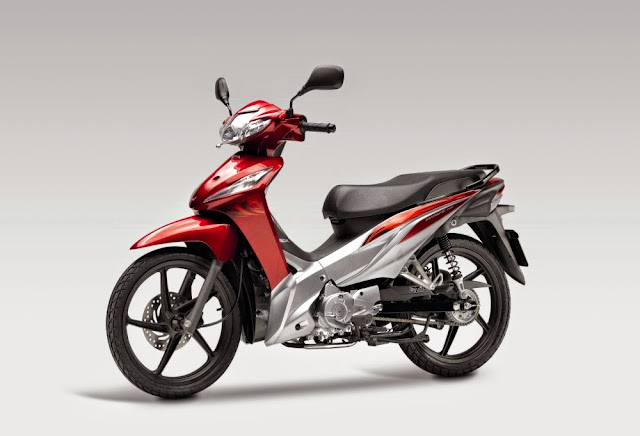 Honda Wave 110i 2014 - Praktikal, Ekonomikal Dan Bergaya