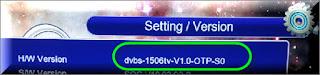 احدث سوفت وير Infinity Sat 9970