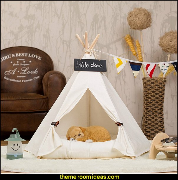 Teepee Pet beds