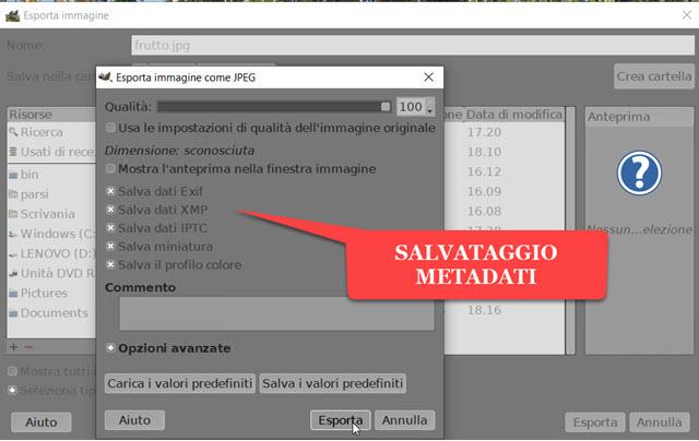 metadati-gimp