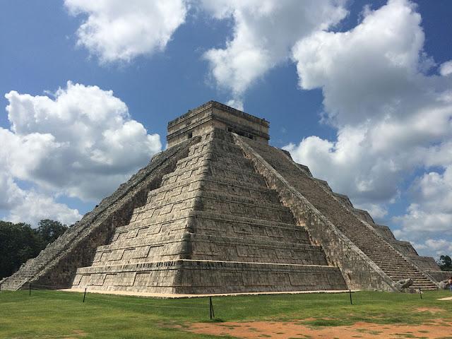 Piramide Kukulkan - Itzà
