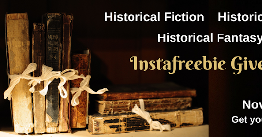 Instafreebie Historical Fiction Giveaway
