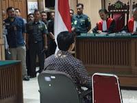 WAH, Petinggi FPI Ditegur Hakim Di Tengah Sidang Ahok, Ini Kronologisnya