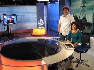 تردد قناة الجزيرة الجديد على النايل سات اليوم