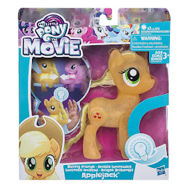 MLP Shining Friends Applejack Brushable Pony