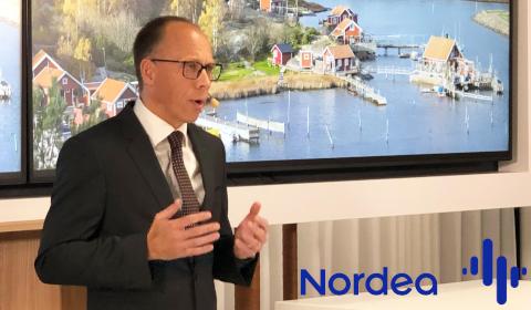 Nordea CEO - Frank Vang-Jensen