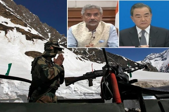The Foreign Minister of India and China talks on deadly Ladakh clash