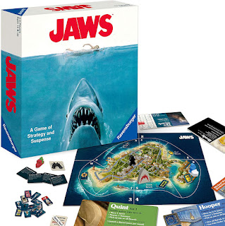 Tiburón el juego de mesa
