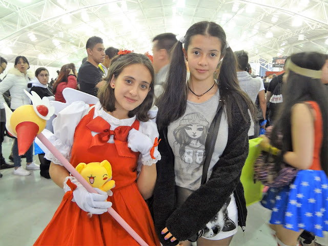 可愛らしいコロンビアの女の子たち