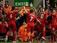Hasil Liga Inggris Liverpool vs Everton 4-0