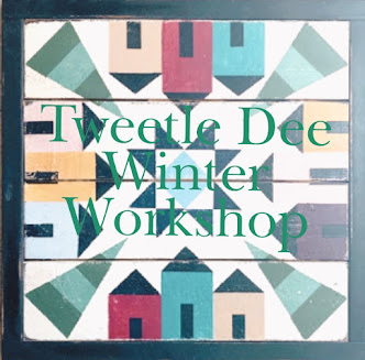 Tweetle Dee Winter Workshop