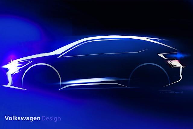 Volkswagen T-Sport: novo SUV cupê será fabricado em SP