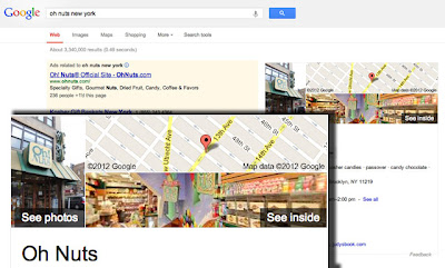 Google Maps Store Photos Web