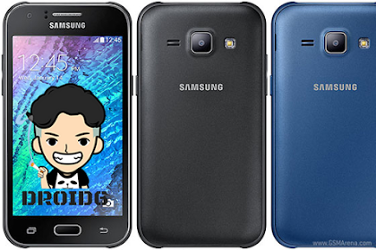 Root Samsung Galaxy J1 4G