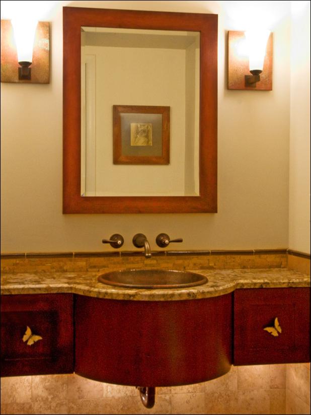 Key Interiors by Shinay: Arts and Crafts Bathroom Design Ideas