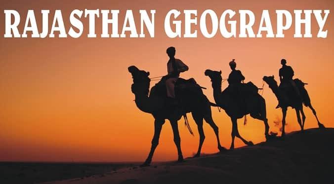 Rajasthan Geography