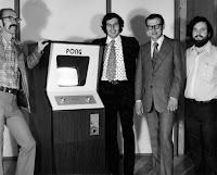 Recreativa Pong - Atari