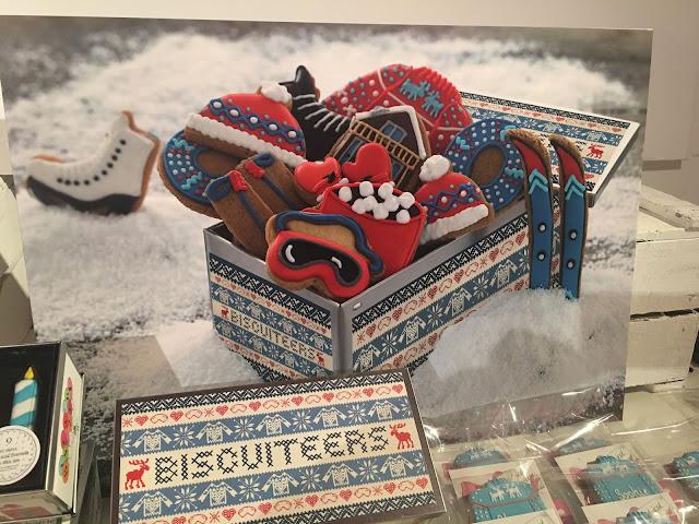 Biscuiteers Christmas collection