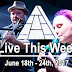 Live This Week: June 18th - 24th, 2017