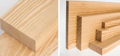 Jual produk kayu solid
