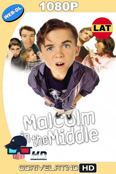 Malcolm el de en Medio (2000-2006) AMZN WEB-DL 1080p Latino-Ingles MKV