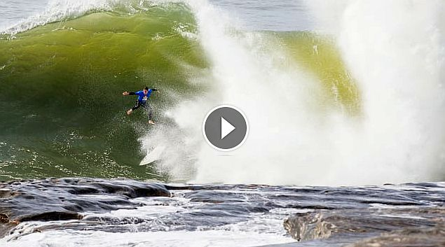 Red Bull Cape Fear Stomach-Turning Highlights