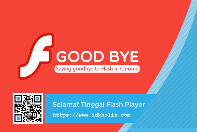 flash akan di hapus sepenuhnya dari chrome menjelang akhir 2020
