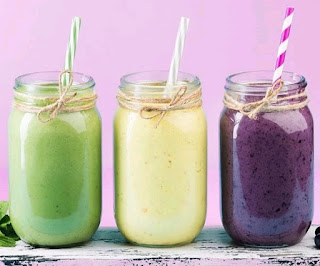 HEALTHY DRINKS THAT YOU MUST HAVE IT!