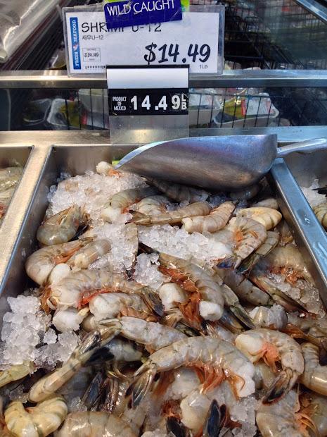 Costco Black Tiger Shrimp - Year of Clean Water
