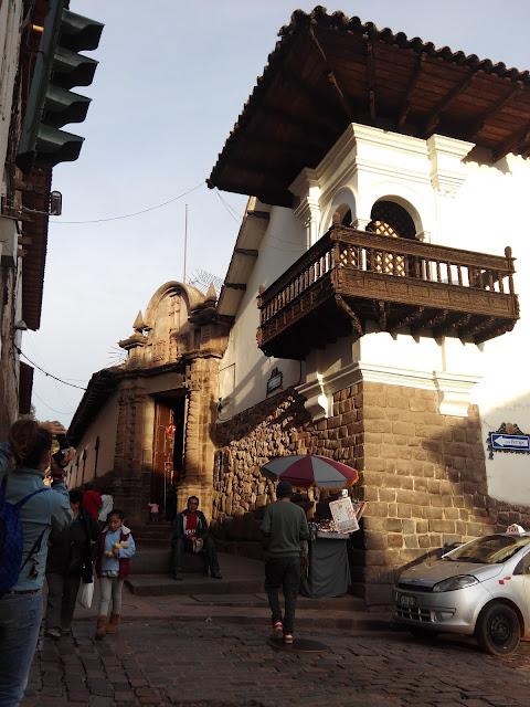Palacio Inca Roca, Cuzco