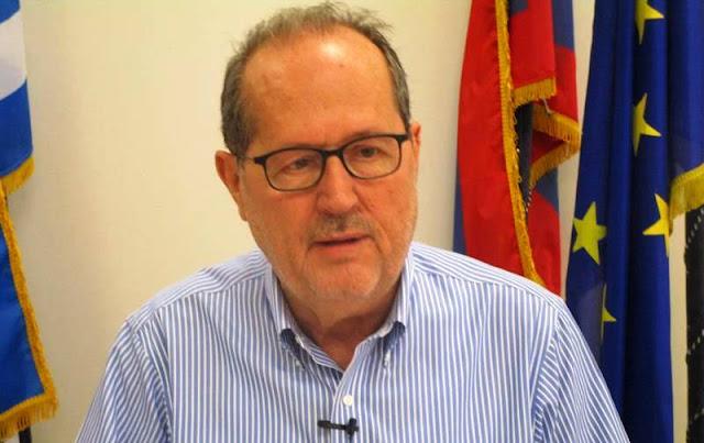 Σε σύσκεψη με τον Μ. Χρυσοχοΐδη  για το προσφυγικό ζήτημα ο Παναγιώτης Νίκας